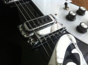 Rick620 bridge and pickup closeup